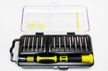 Load image into Gallery viewer, Platinum 19103 Micro Mini 13 piece screwdriver set