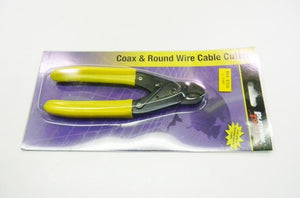 Platinum 10500C coax and round wire cable cutter