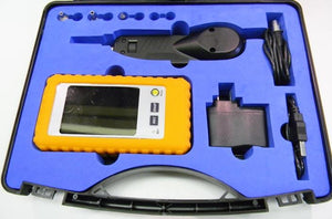 Datcom Realm fiber inspection probe for ports and connectors