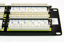 Load image into Gallery viewer, Datcom Realm Cat6 48-port patch panel