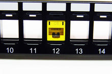 Load image into Gallery viewer, Datcom Realm unloaded 24-port patch panel