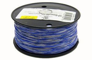 General 7023708M 24 AWG 1PR Cat2 blue/white cross connect