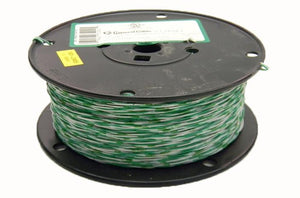 General 2134023 24 AWG 1PR Cat3 green /white cross connect