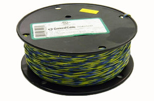 General 7042500 24 AWG 1PR cat3 blue /yellow cross connect