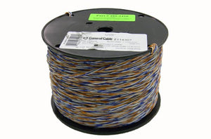 General 2114307 24 AWG 2PR Cat3 cross connect