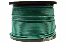 Load image into Gallery viewer, Quabbin 5505 Cat5e 4 pair UTP green ethernet patch cable