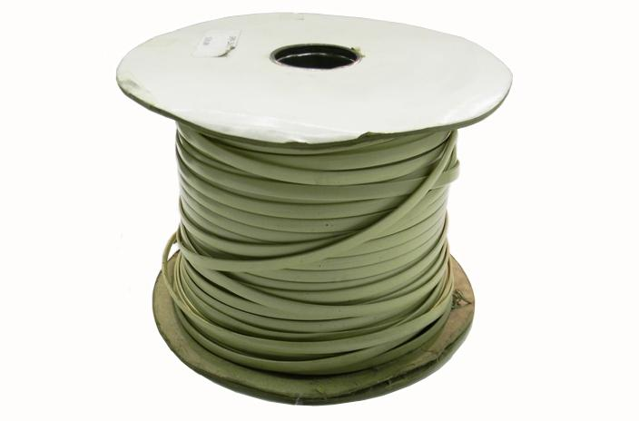 Datcom 109-2611 28 gauge 8 conductor ivory line cord