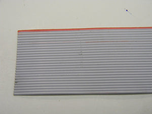 3M 3365/26 28 gauge 26 conductor stranded flat grey ribbon cable