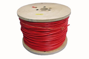 Remee R00293FASMIR 18 gauge 2C riser solid fire alarm cable
