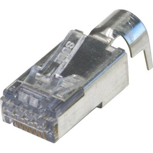 Platinum 105029 ezEX'Ѣ48 Shielded CAT6A Connector