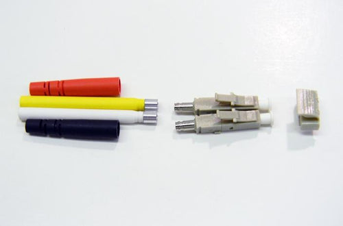 Datcom Realm LC m/m duplex connector for 2mm jacket