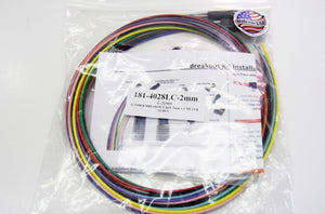 Datcom Realm 2mm 12 fiber break out kit for 900 micron
