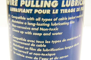 LPS 64432 clear cable pulling lubricant