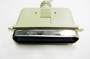 SCSI-3 Half Pitch DB68M to Centronics 50M SCSI-1 x 6 feet.