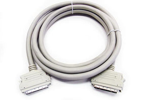 SCSI-3 Half Pitch DB68 m/m external cable x 10 feet