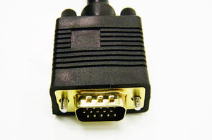 Datcom Realm SVGA male to male cable x 50 feet