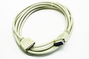 SCSI-1 Centronics 36M/SCSI-2 HD 36M cable x 15 feet.