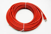 Load image into Gallery viewer, Datcom Realm Ethernet Cat5e red patch cable x 50 feet