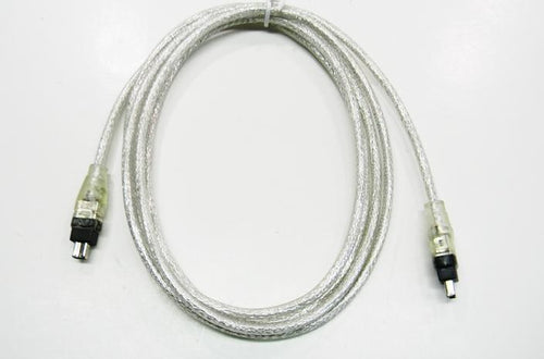 Datcom Realm 6 pin to 4 pin firewire cable x 6 feet