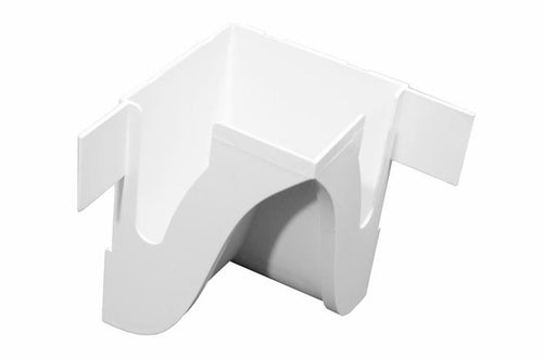 RowlCrown IC4-CLWT Classic 4 inch white inner corner