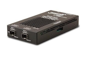 Transition 10 Gig protocol independent fiber repeater