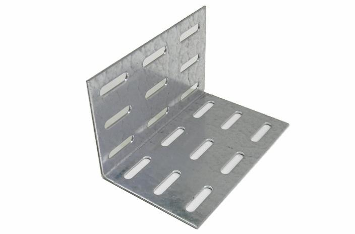 WBT TERMSUPPORT12BL 12 inch tray end support