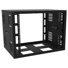 Load image into Gallery viewer, Hammond SDC249U17BK 9U multi use cabinet