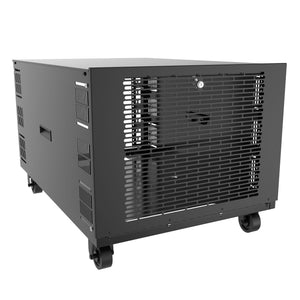Hammond SDC249U36BK 9U multi use cabinet