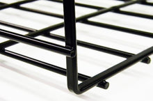 Load image into Gallery viewer, WBT4X20SBL shaped cable tray 4 x 20 x 118 Black