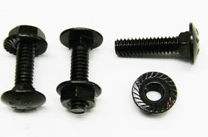 WBT 1/4 BOLT & NUT kit for cable tray washer support