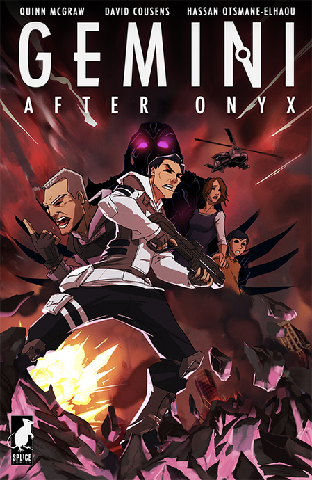 AFTER ONYX: ISSUE #1
