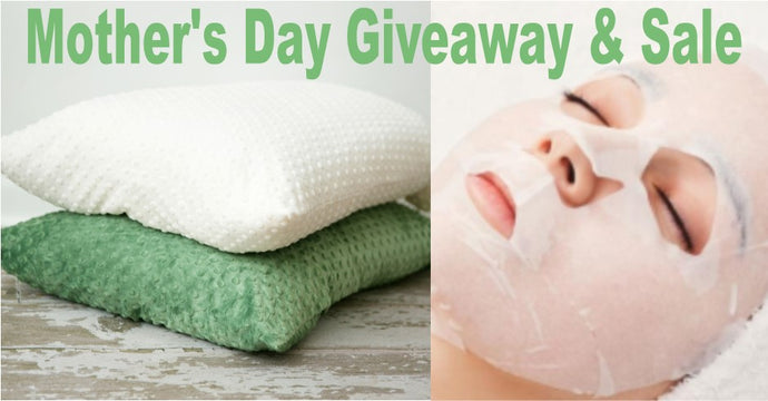 Mother's Day Giveaway and Sale