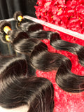 Body Wave Bundle Deals With Frontal