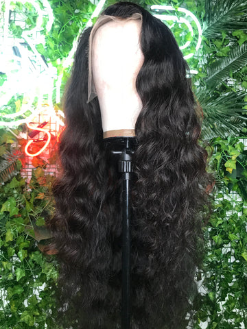 The 'Nadia' Luxury Handmade HD Frontal Wig