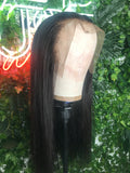 'Naomi' Straight Frontal Wig