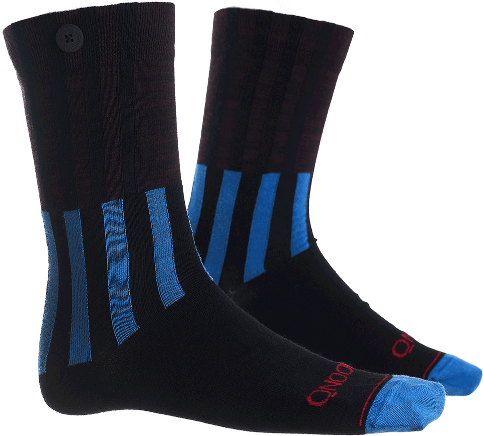Ski Jump Cycle Blue - QNOOP