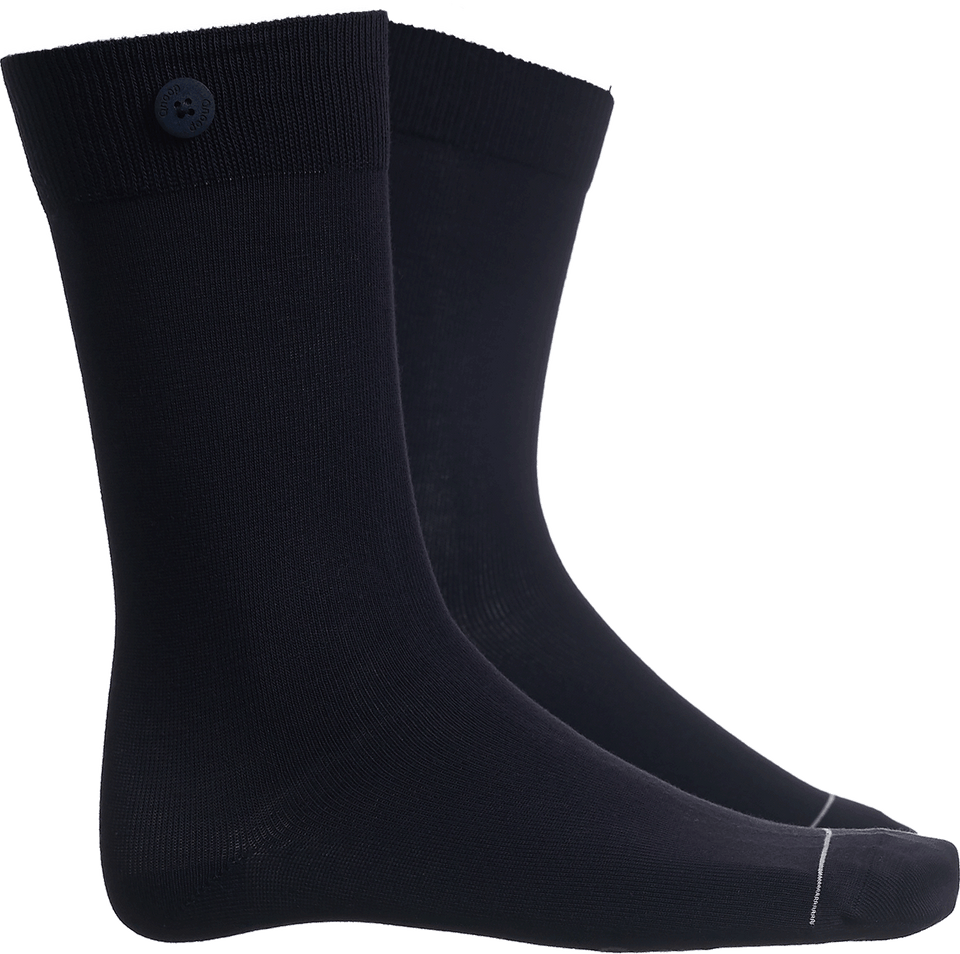 Solid Socks - Navy - QNOOP