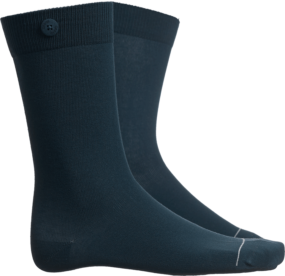 Solid Socks - Sea Green - QNOOP