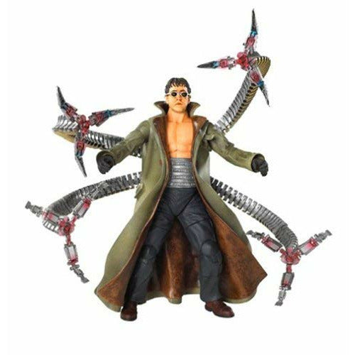 "12"" Poseable Doc Ock from Spider-Man 2"
