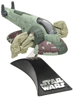 Titanium Series Star Wars 3Inch Vehicles - Slave 1