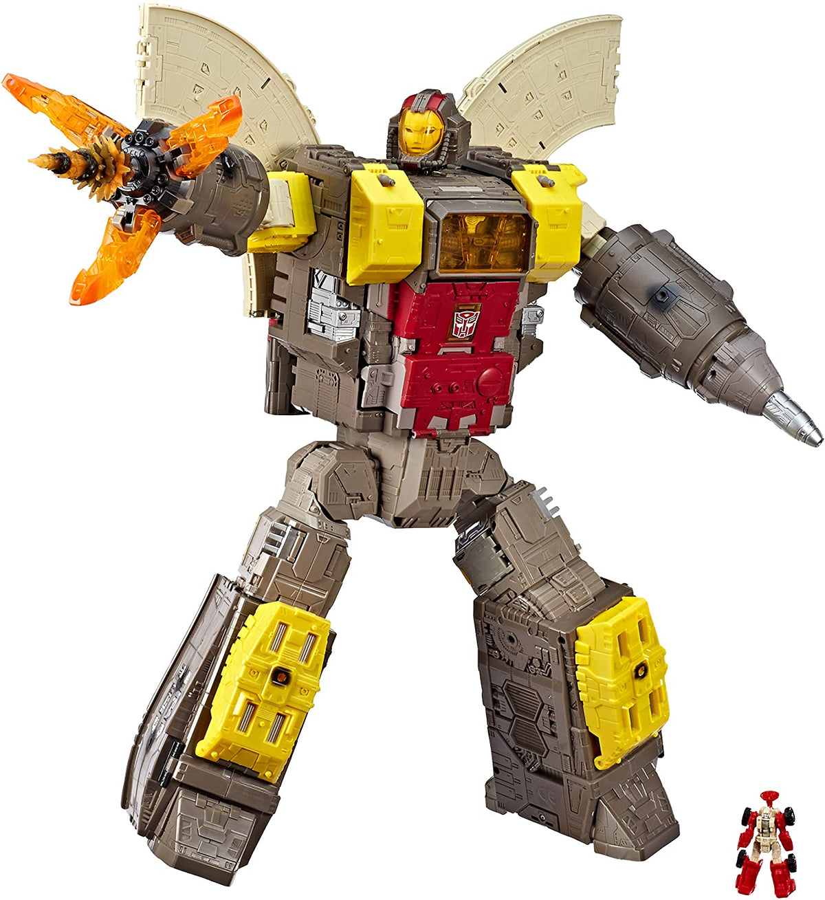 Transformers Generations War for Cybertron Titan Omega Supreme Action Figure