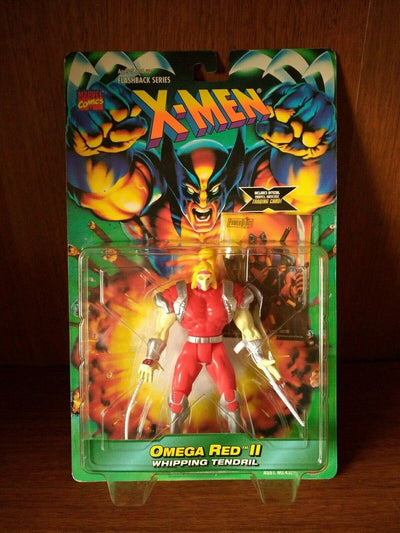 Marvel Comics X-Men Flashback Series Omega Red II Figure