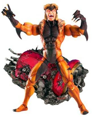 Marvel Legends X-Men Sabretooth Series V