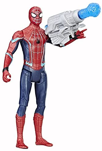 Spider-Man: Homecoming Spider-Man (Blue Tech) 6-inch Figure