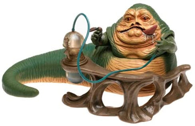 Star Wars Jabba the Hutt Deluxe Figure