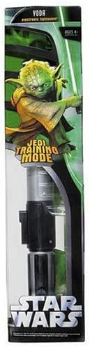 Star Wars Episode 3 Electronic Lightsaber Yoda Lightsaber