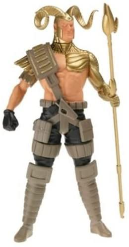 Kingdom Come Series III Figure: Magog