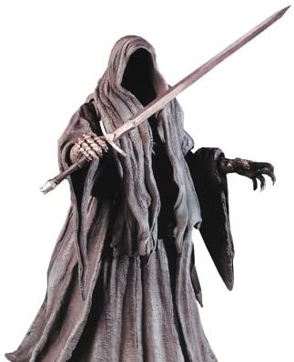 Lord of the Rings Trilogy Witch King Ringwraith Action Figure