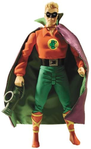First Appearance Series 2: Green Lantern Alan Scott Action Figure