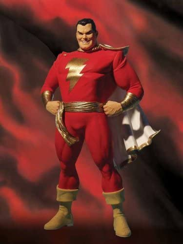 DC Direct Kingdom Come Series 2 Action Figure Shazam